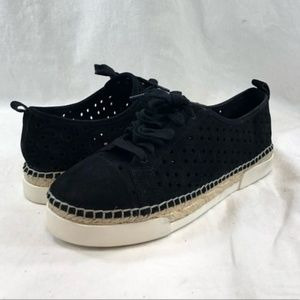 Vince Camino Theera Perforated Espadrille Sneaker